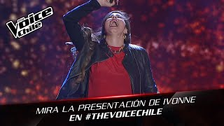The Voice Chile | Ivonne Lorca - Uninvited