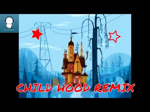 FOSTER'S HOME/IMAGINARY FRIENDS REMIX! (POLL VOTED) | CHILD HOOD REMIXES #11