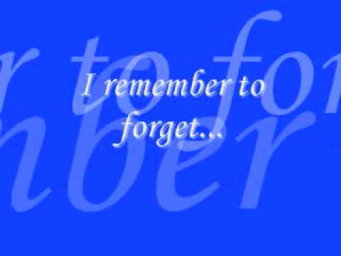 Remember To Forget - Play
