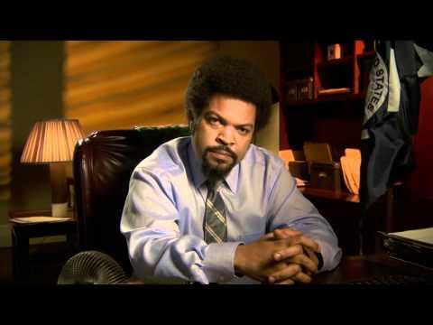 21 Jump Street: Capt. Dickson Interview (w/ Ice Cube!)