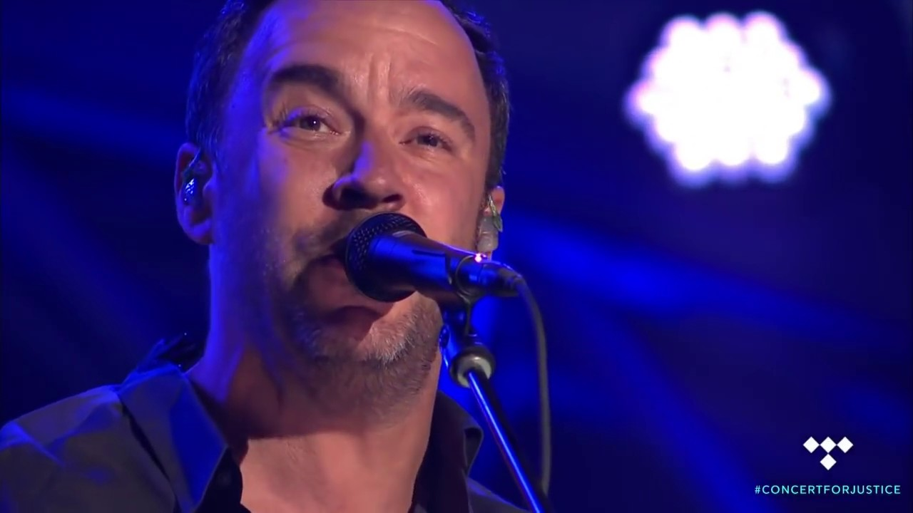 Dave Matthews 2018-04-27 | Concert for Peace and Justice