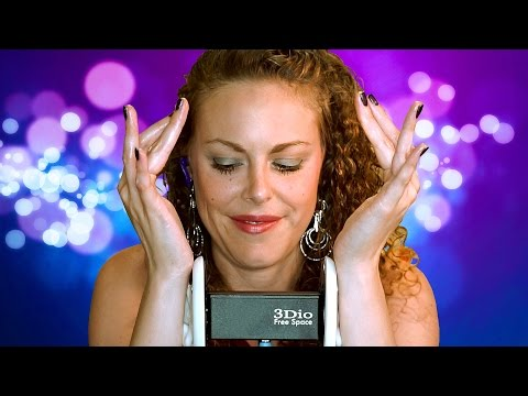 ASMR Ear Massage & Cleaning w/ Oil, Lotion, Shea Butter & Natural Skin Care Products