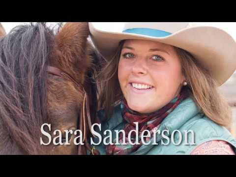 Mustangs on a Mission: Sara Sanderson