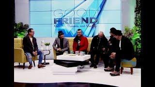 Video Mengapa Grup Band Padi Berubah Menjadi Padi Reborn? Part  - Good Friend 24/07 download MP3, 3GP, MP4, WEBM, AVI, FLV November 2018