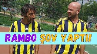 RAMBOYLA BASKETBOL CHALLENGE | FENERBAHÇE