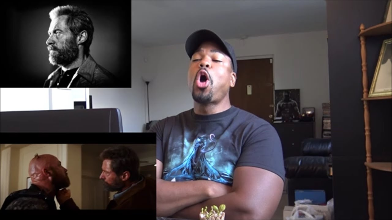 9669eaabec4 LOGAN Official Trailer 1   LOGAN Official Red Band International Trailer  1  REACTIONS!!! - YouTube