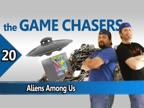 The Game Chasers Ep 20 - Aliens Among Us