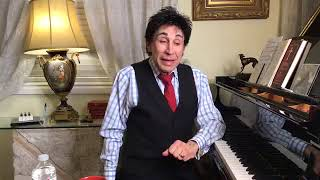 Dino Kartsonakis at the piano Live Session 4-16-19