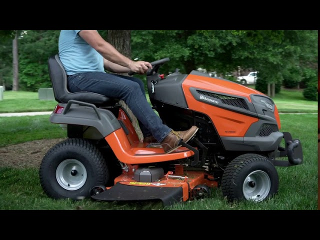 Husqvarna 200 Series Riding Lawn Mowers | Husqvarna