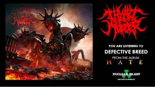 THY ART IS MURDER - Defective Breed (OFFICIAL AUDIO)