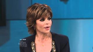 Lisa Rinna Joins THE DOCTORS To Talk About Her Book and Sex