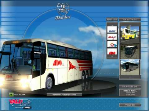 18 wheels steel haulin modbus v2
