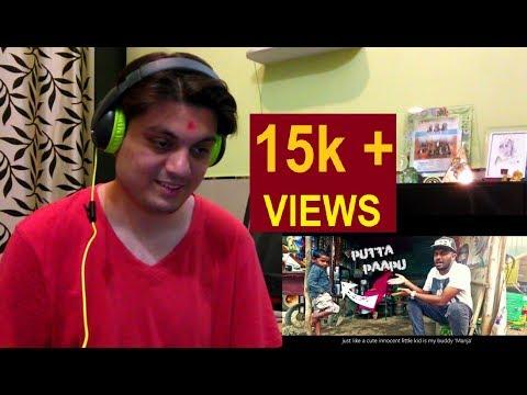 HA LA GO DE - Chandan Shetty Kannada Rapper | Reaction By Ashish Handa