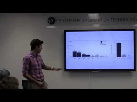 Luncheon Speaker Series - Justin Rao - Do-Not-Track and the Economics of Third Party Advertising