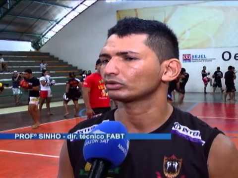 FABT graduou novos lutadores do Muay Thai