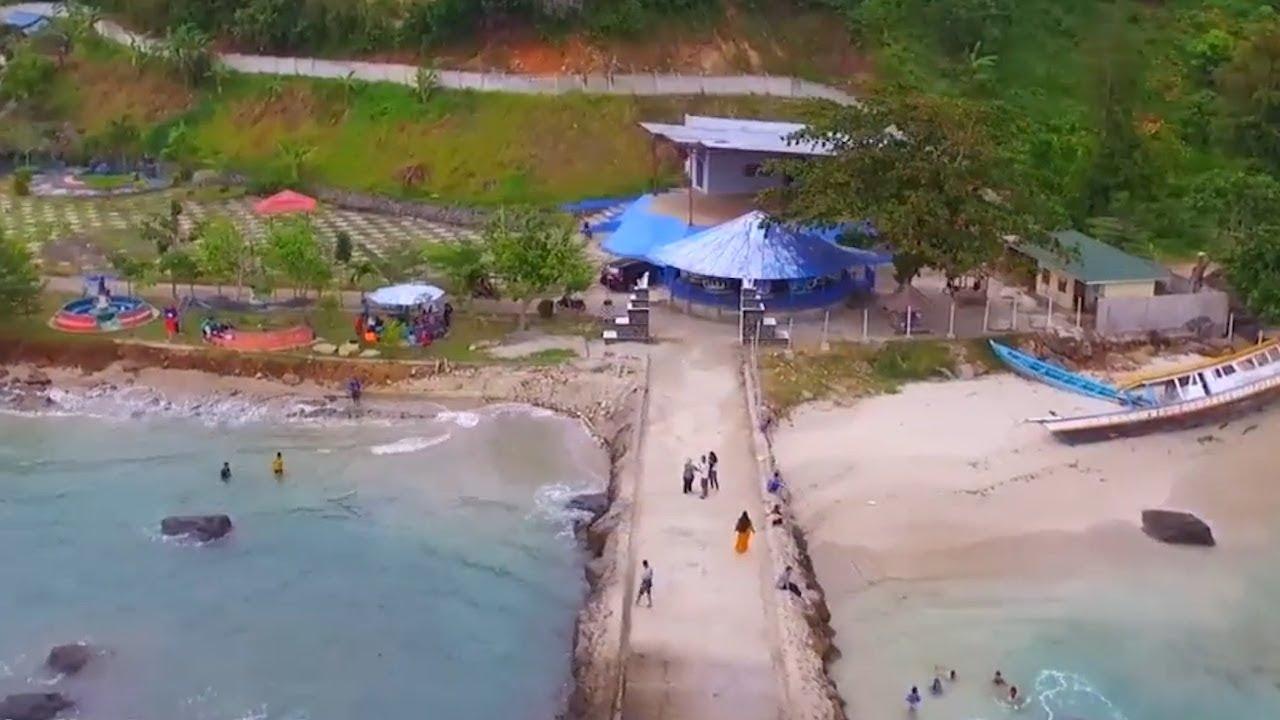 Keindahan Kahai Beach Resort Kalianda Lampung Selatan