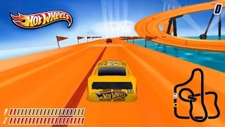 Juego de Autos 7: Hot Wheels Color Shifters Track Actión  in HD