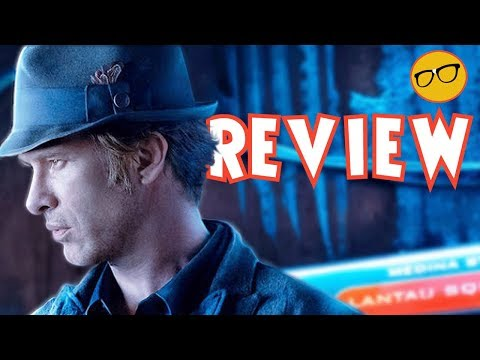 "The Expanse Book 1 Review ""Leviathan Wakes"""