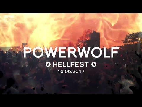 Powerwolf  Live at Hellfest 2017 Full  HD