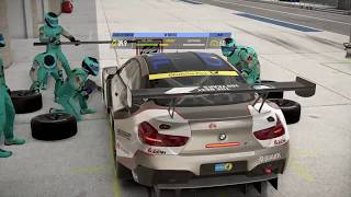 Project Cars 2 GT3 COTA
