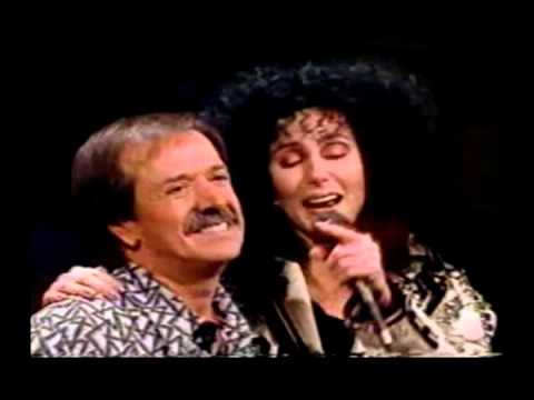 Sonny & Cher - I Got You Babe (live 1987)(fr Betamax Tape)