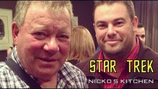 STAR TREK: Nicko's Kitchen - Coming Soon!