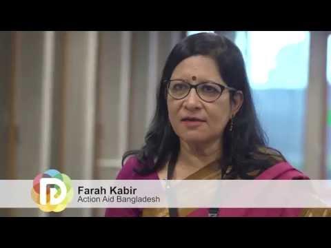 PDD Advisory Committee Workshop 2016