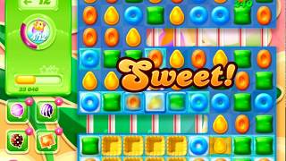 Candy Crush Jelly Saga Level 855 - NO BOOSTERS ***