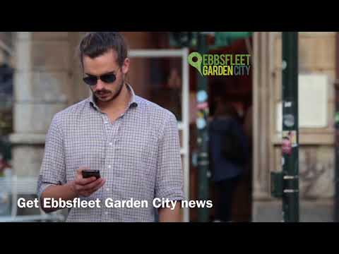 Join the Ebbsfleet Garden City newsletter