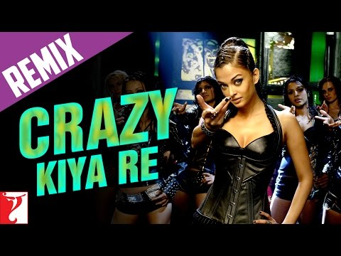 Crazy Remix - Song - Dhoom:2 poster