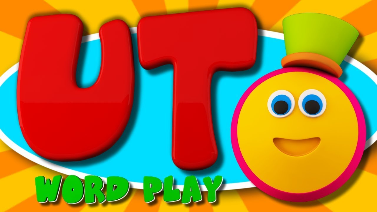 Download Learning Street With Bob The Train | UT Words | Word Play | Learning Videos For Children By Kids Tv