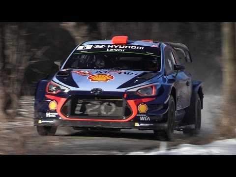 WRC 2017: My Best of Rallye Monte Carlo - Flatouts, High Speeds, Max Attack!!