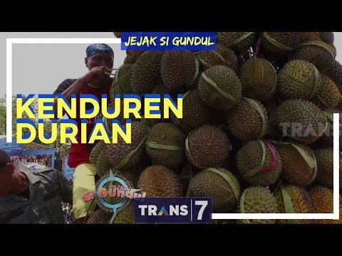 KENDUREN DURIAN | JEJAK SI GUNDUL (01/03/18) 1-3