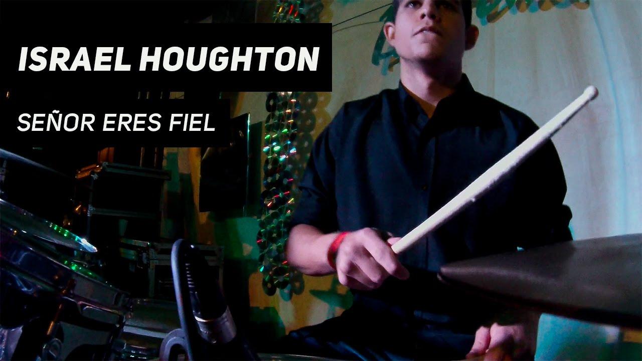 israel-houghton-senor-eres-fiel-live-drum-cover-hectorgarcia
