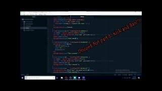 Discord Bot part 6, Ban, Kick commands
