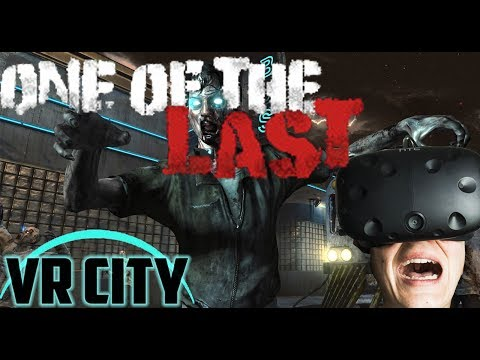 One Of The Last VR (Call Of Duty Zombies Realidad Virtual Multijugador) VR City