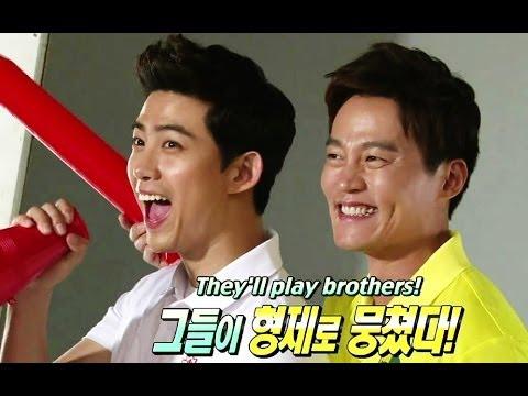 Entertainment Weekly   연예가중계 - Taecyeon, Lee Seojin, Uhm Junghwa, Kim Huiae & more! (2014.02.21)