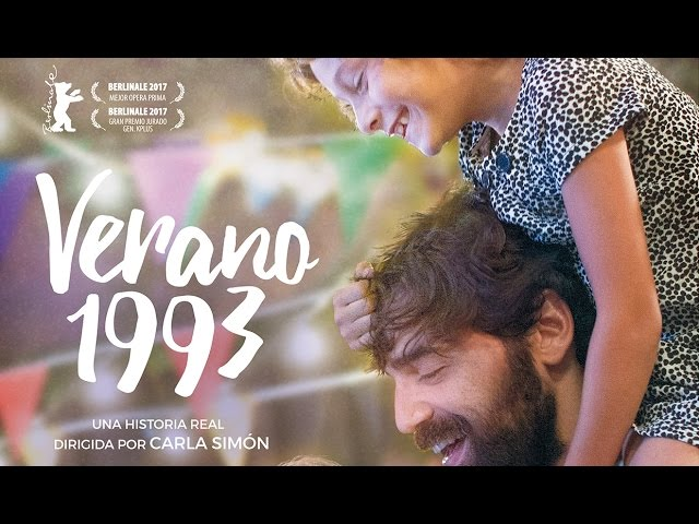 'Verano 1993': tráiler oficial de la ópera prima de Carla Simón