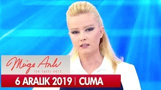Müge Anlı ile Tatlı Sert 6 Aralık  2019  - Tek Parça