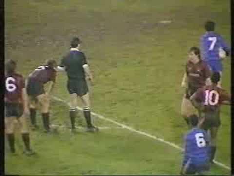 Chelsea FC - Pat Nevin's famous penalty miss