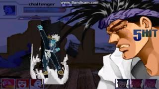 【MUGEN】Team Donald Vs Team Kung Fu Man