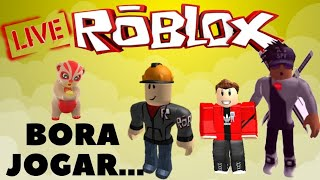 🔴 LIVELY ROBLOX LIVESTREAM WITH GALERA 🔴