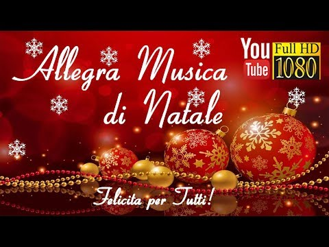 3 ore 🎄 Allegra Musica di Natale 🎄 Felice Anno Nuovo 2018 🎄 Musica Rilassante 🎄 Buon Natale