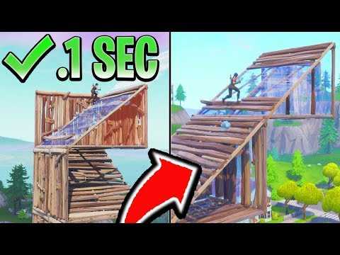 TOP 5 Tips to BUILD FAST on Console! How to Build Faster in Fortnite  (Ps4/Xbox Building Tips)