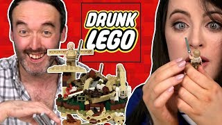 Drunk Irish People Try Building LEGO Sets