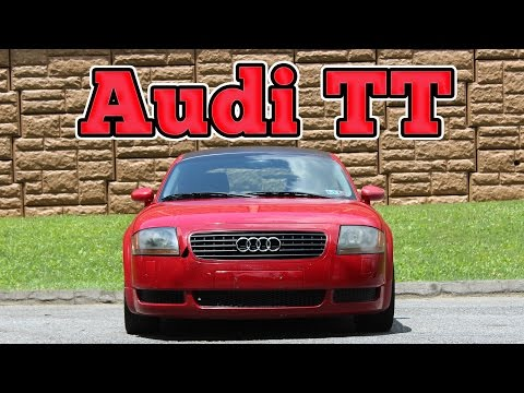 Regular Car Reviews: 2002 Audi TT Quattro