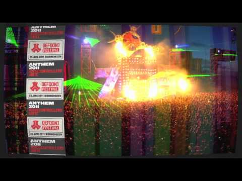 Noisecontrollers - Unite (Official Defqon 1 Anthem 2011)
