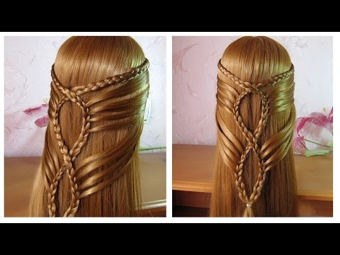 ✨ Tuto coiffure simple: belle coiffure facile a faire cheveux long ✨ Coiffure pour fille