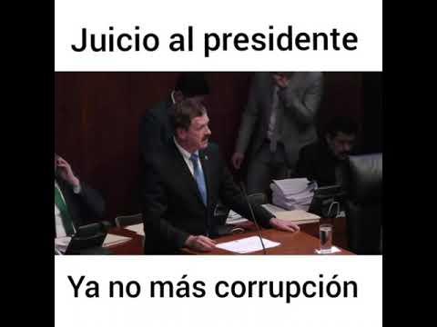 Juan Carlos Romero Hicks presenta iniciativa para enjuiciar a Presidente de México