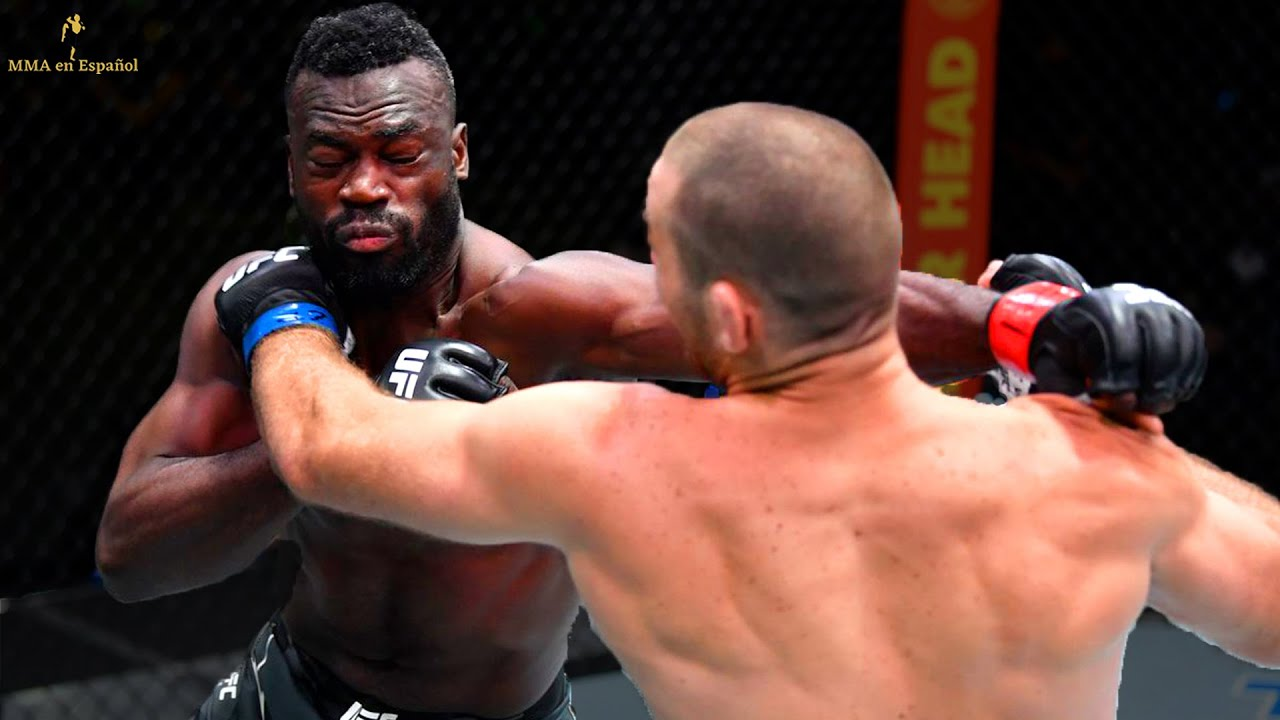 Resumen Completo Uriah Hall vs Sean Strickland   UFC Vegas 33